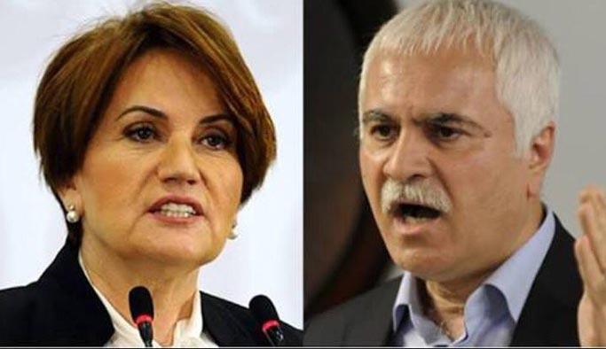 Koray Aydın, Meral Akşener'i FETÖ destekliyor demişti