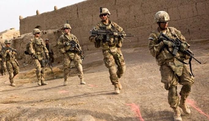 Kuzey Irak'ta 2 ABD askeri öldü