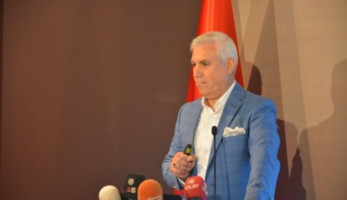 Nilüfer Belediye Başkanı Mustafa Bozbey:
