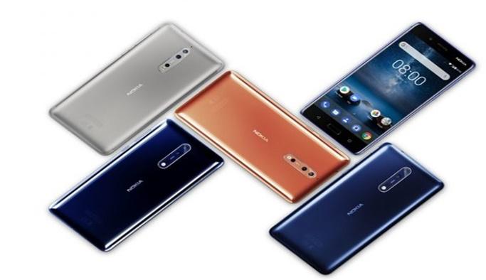 Nokia 8'in özellikleri neler