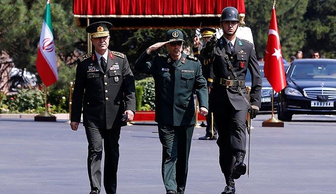 Ortadoğu'nun en büyük iki ordusunda tarihi mutabakat