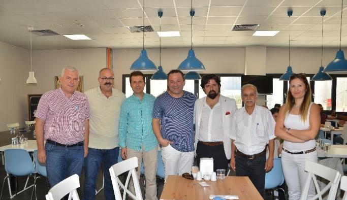 PERYÖN toplantısı Balıkesir'de gerçekleşti