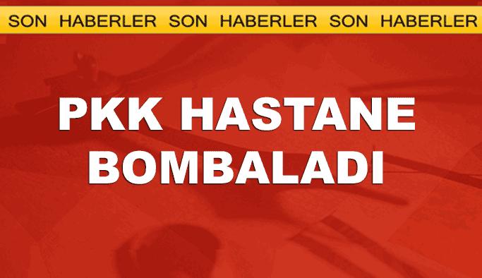 PKK Rakka'da hastane bombaladı