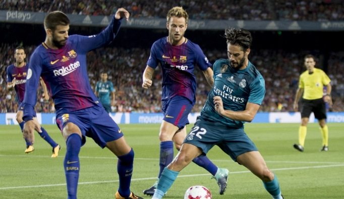 Real Madrid büyük avantaj yakaladı