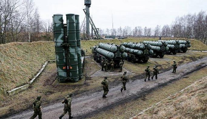Rus basını: Türkiye ile S-400 anlaşması imzalandı
