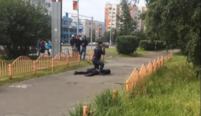 Rusya'daki bıçaklı saldırıyı DEAŞ üstlendi