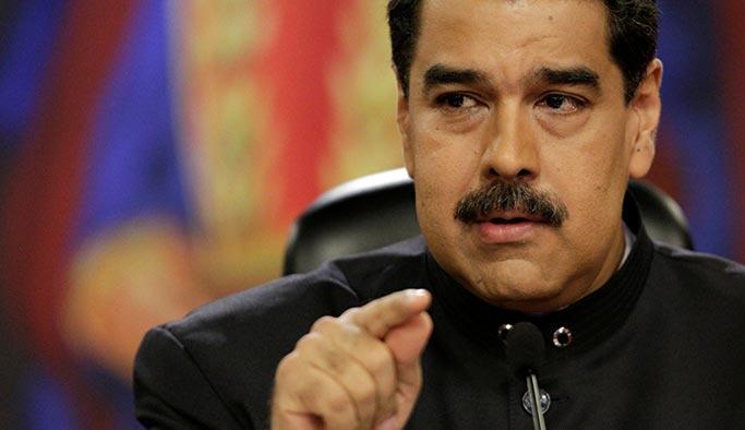 Rusya'dan Maduro'ya can suyu