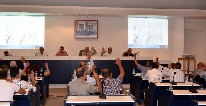 Salihli Belediye meclisi Jeotermal için olağanüstü toplandı
