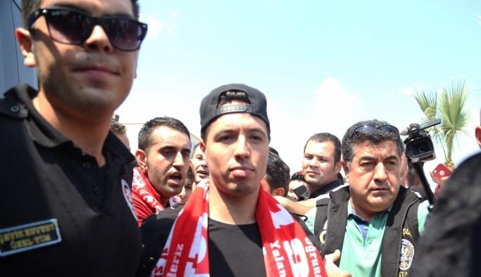 Samir Nasri Antalya'da