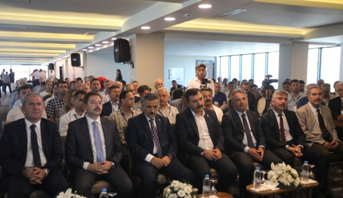 Samsun ve Sinop'da ''büyük alabalık''  yetiştirilecek