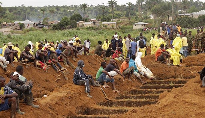 Sierra Leone'de bilanço ağırlaşıyor