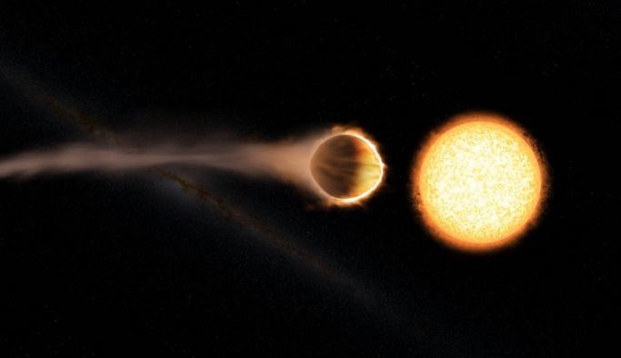 Stratosfer tabakasına sahip gezegen keşfedildi