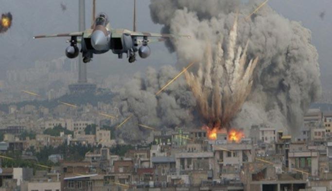 Suriye'de Rus saldırısı: En az 200 ölü