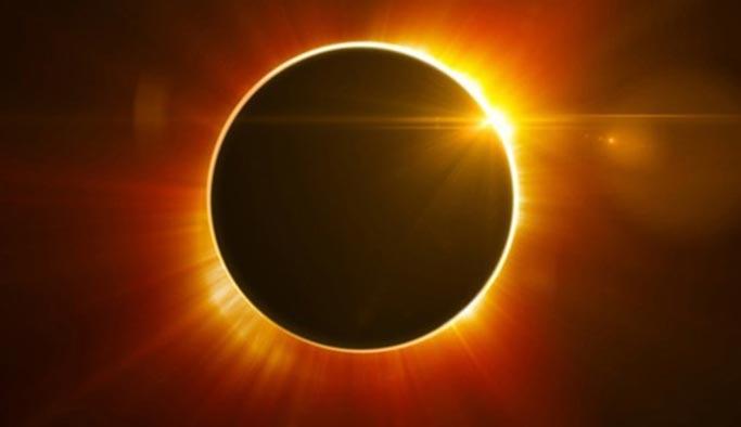 Tarihin en büyük Güneş tutulması başlıyor