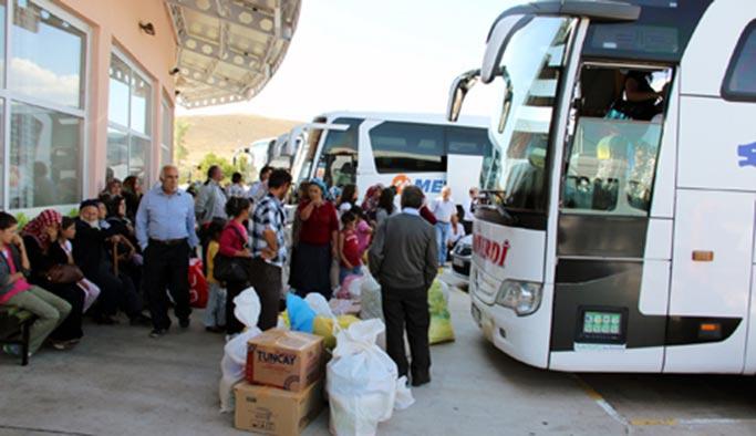 Tatile gideceklere uyarı; otobüs biletleri tükeniyor