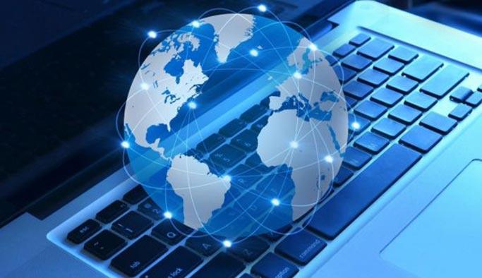 Türkiye'de evlerin yüzde 80'inde internet var