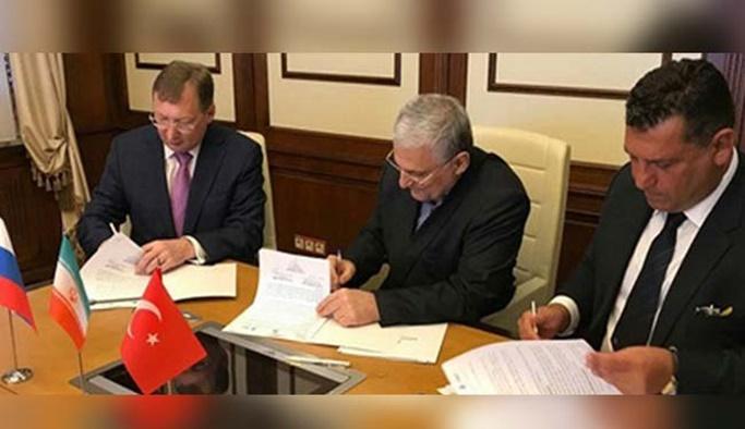 Türkiye, İran ve Rusya'dan üçlü anlaşma