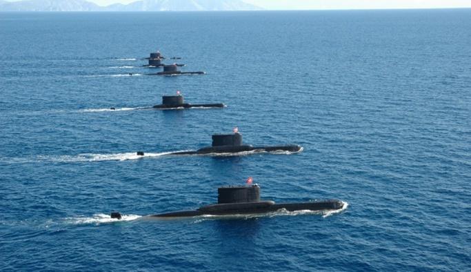 Türkiye kendi denizaltısını üretiyor