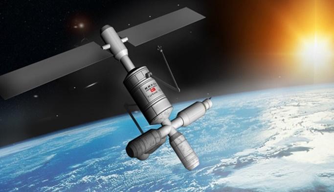 Türkiye'nin ilk milli uydusu hayali gerçek oluyor