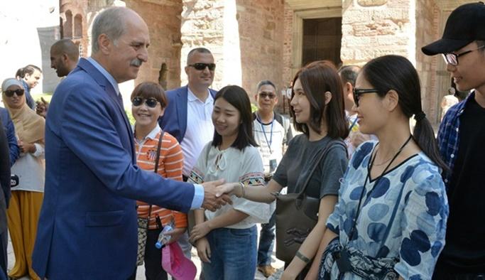 Türkiye'nin turizmde hedefi Uzak Doğu