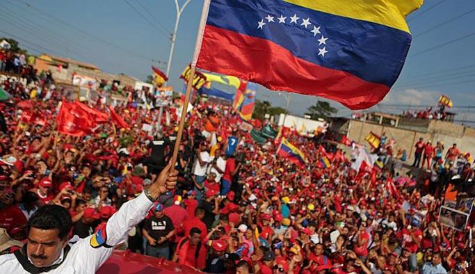 Venezuela'da ABD destekli muhalifler vatana ihanetten yargılanacak