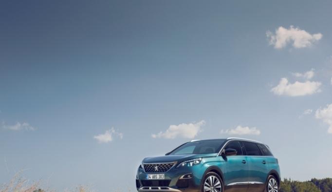 Yeni SUV Peugeot 5008 eylülde Türkiye'de