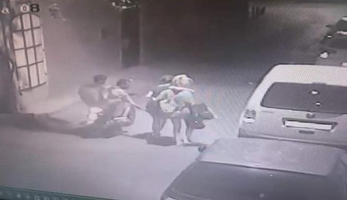 Yolda kızları taciz eden şahıs tutuklandı