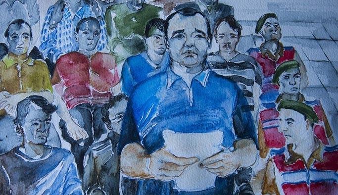 Zekai Aksakallı'yı kaçırmaya çalışan albay: Beni Ankara'ya Zekai Paşa istedi
