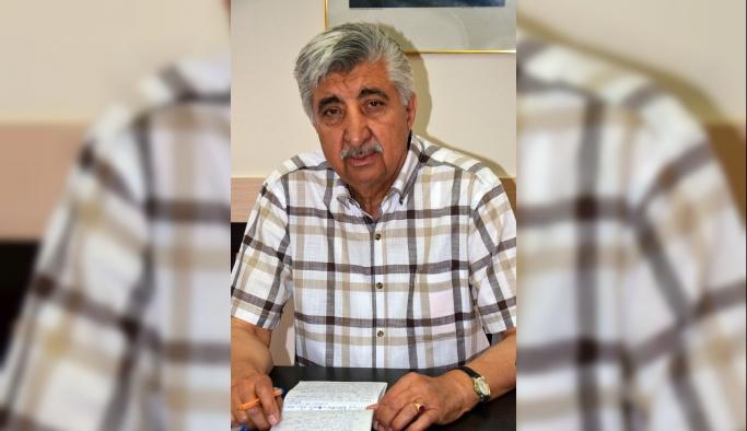 """Ziraat Odası Başkanı Sami Sözat: """"Desteklemeler yetersiz"""""""