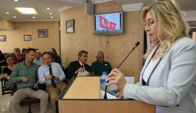 12. Bölge Eczacılar Odası 46'ıncı Olağan Seçimli Genel Kurulu yapıldı