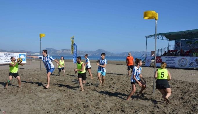 5. Plaj Korfbol Turnuvası