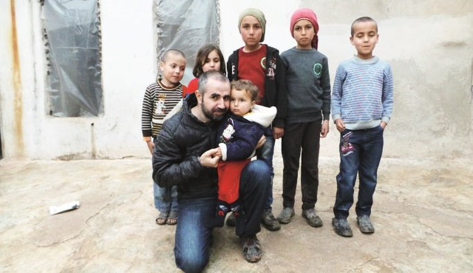 800 bin Suriye'li çocuk bayrama yetim girdi