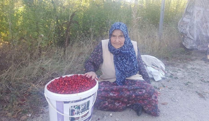 94 yaşındaki Zeliha Gönenli: Sağlıklı ve uzun yaşamanın en büyük sırrı doğal beslenmek