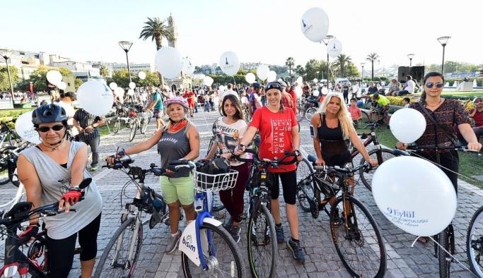 9 Eylül'e pedallı kutlama