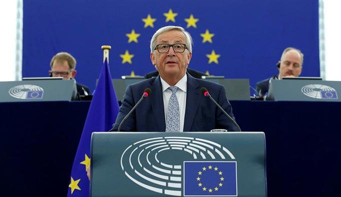 AB Komisyonu Başkanı Junker Türkiye'yi suçladı