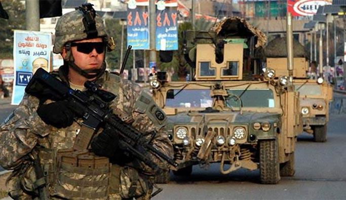 ABD çaktırmadan Kerkük'e asker yığıyor