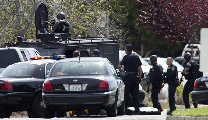 ABD'de silahlı saldırı: 8 ölü, 2 yaralı