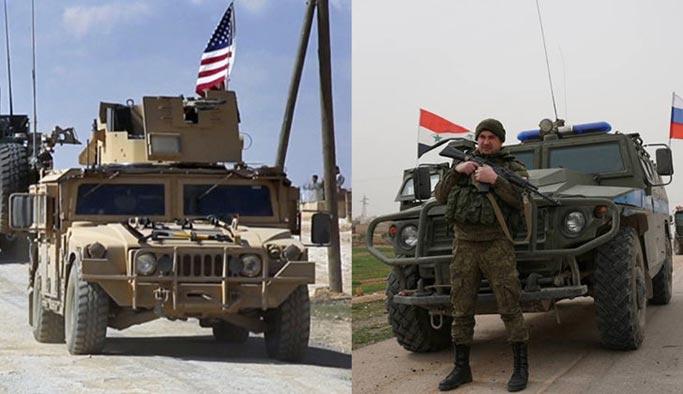 ABD ile Rusya Suriye'nin petrol şehrinde burun buruna