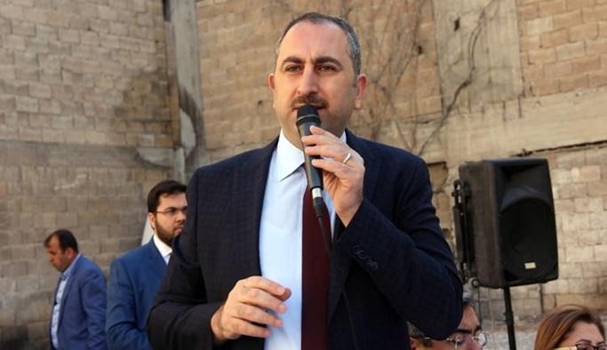 Adalet Bakanı Gül'den CHP'ye sert eleştiri