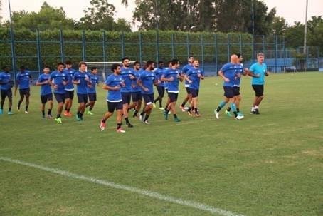 Adana Demirspor'da hazırlıklar devam ediyor