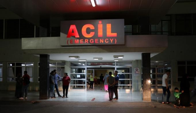 Adana'da maganda kurşunu: 2 yaralı