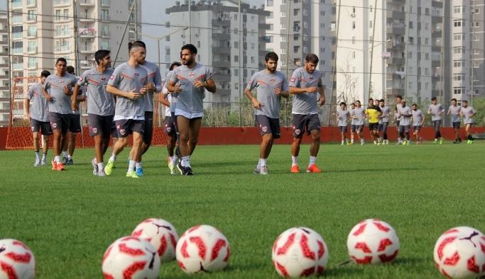 Adanaspor'da kupa mesaisi başladı