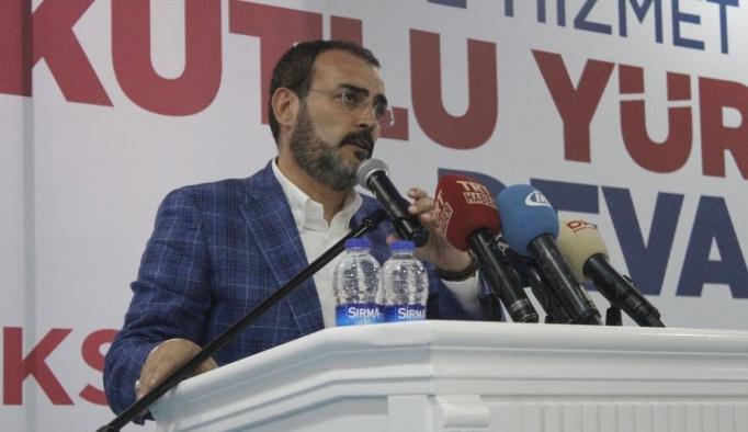 """AK Parti Sözcüsü Ünal: """"Devlet FETÖ'yü 2012'de fark etti"""""""