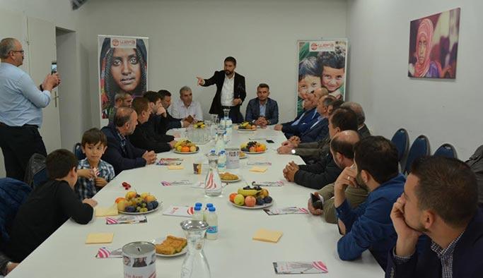 AK Partili Özkan: Avrupa 90'lı yıllardaki Türkiye sanıyor