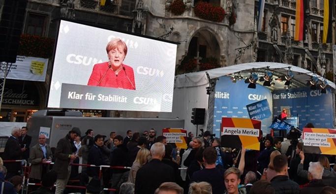 Almanya sandık başına gidiyor