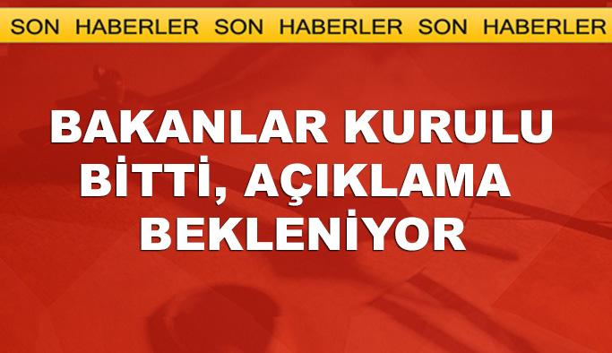 Ankara'da günün ikinci kritik toplantısı başladı