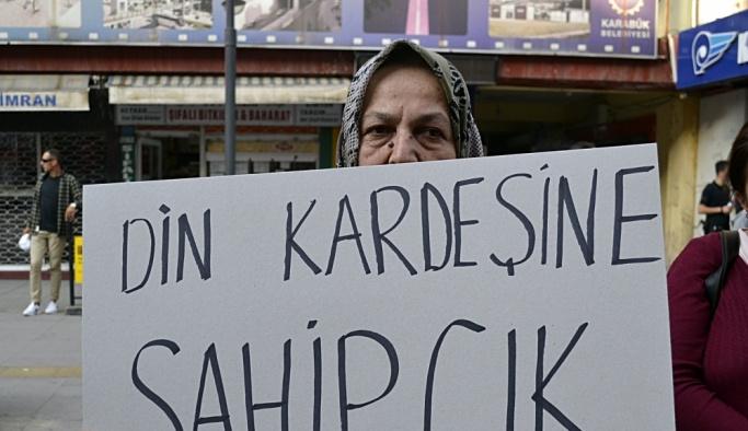 Arakan'da Müslümanlara yönelik katliamlar