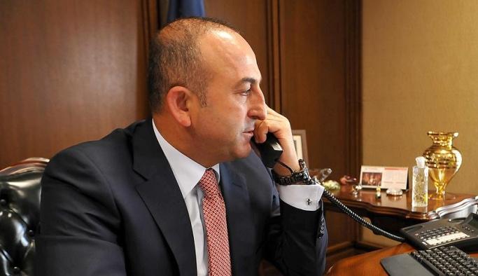 Bakan Çavuşoğlu'dan Bangladeş'e Arakan telefonu