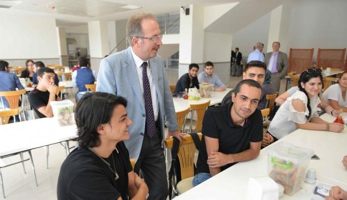 Bartın Üniversitesi Uluslararası öğrencilerine 'Hoş Geldin' dedi