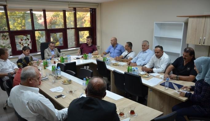 Bozüyük Kent Konseyi Bozüyük için toplandı